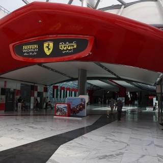 Abu Dhabi, Ferrari World