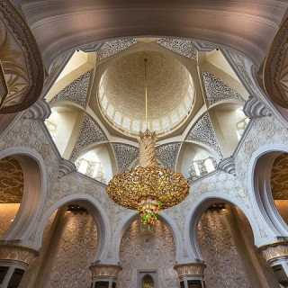 Abu Dhabi, moschea