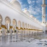 Abu Dhabi, Gran Moschea dello sceicco Zayed