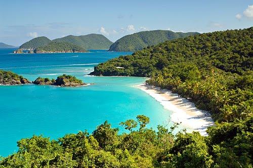 Antigua, spiagge