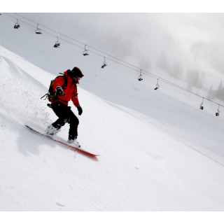 Austria, snowboarding