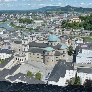 Salisburgo, panorama