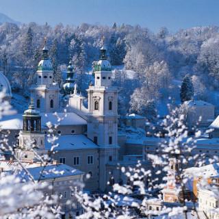 Salisburgo d'inverno