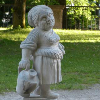 Salisburgo, Mirabellgarten