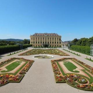 Vienna, Schoenbrunn