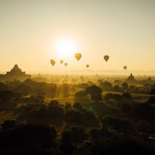 Birmania, Bagan