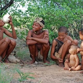 Botswana, boscimani