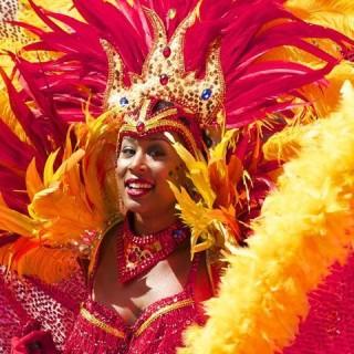 Brasile, carnevale di Rio