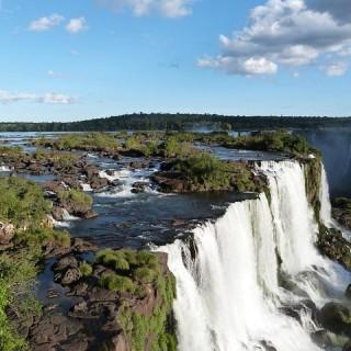 Brasile, cascate Iguazu