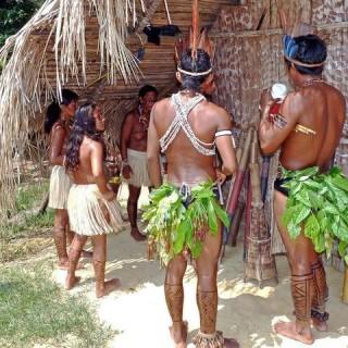 Brasile, indiani amazzoni