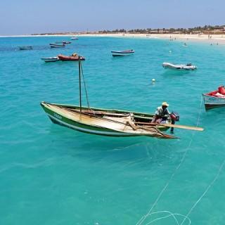 Capo Verde, pescatori