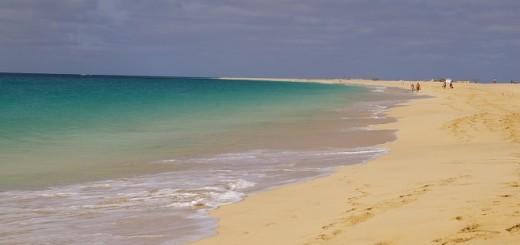 Capo Verde, spiaggia