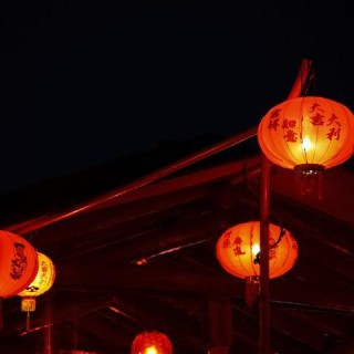 Cina, lanterne
