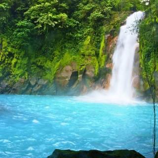 Costa Rica, cascata