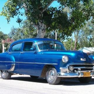 Cuba, automobile