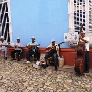Cuba, gente, musica