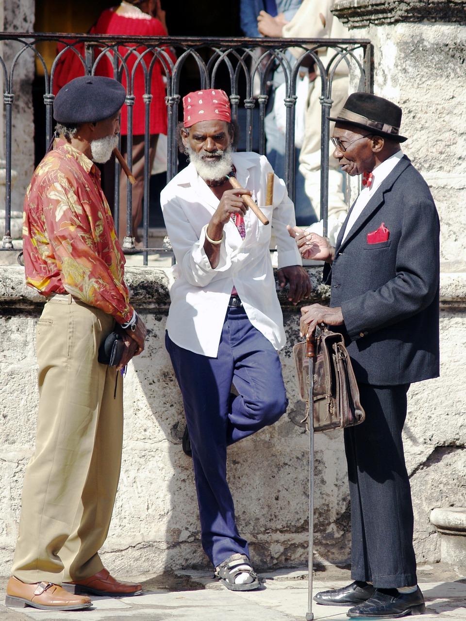 Cuba, gente