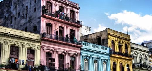 Cuba, palazzi