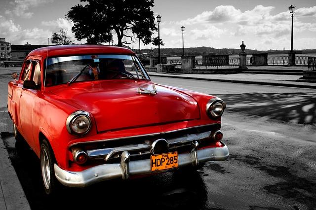 Auto cubana