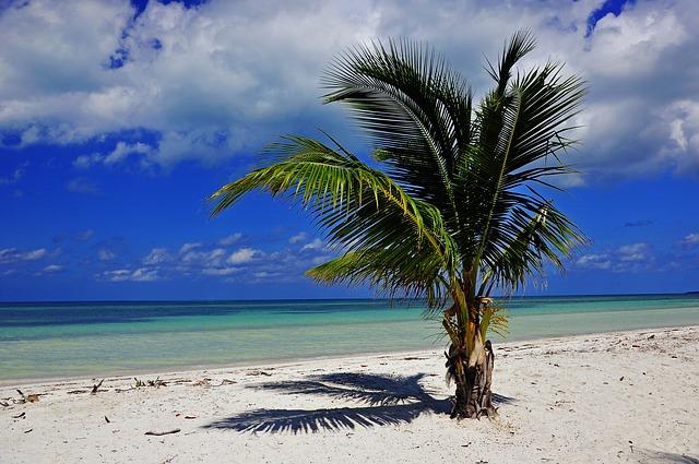 Cuba, spiaggia