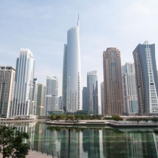 Dubai, grattacieli