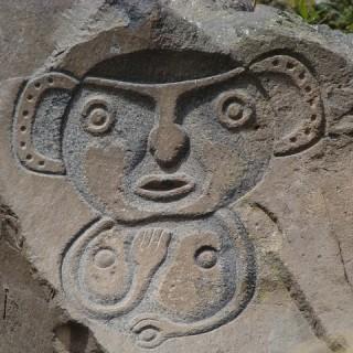 Ecuador, monolite