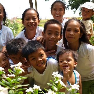 Filippine, bambini