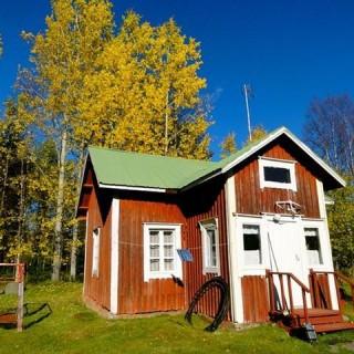 Finlandia, costruzione in legno