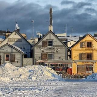 Finlandia, Oulu