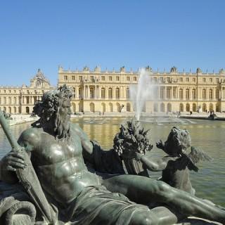 Francia, Versailles