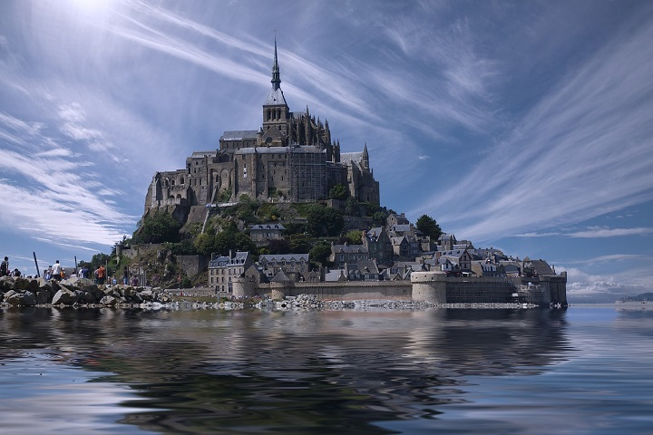 Calendario Delle Maree.Le Maree Di Mont Saint Michel In Normandia Quando Andarci