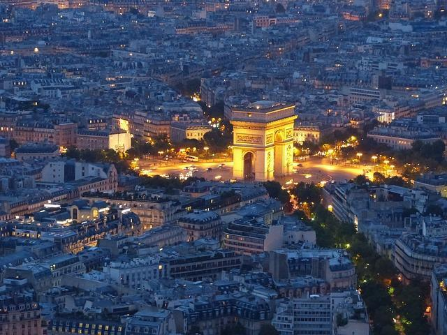 Parigi, Arc de Triomphe