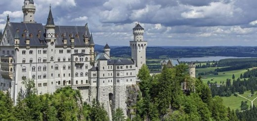 Germania, Castello Neuschwanstein