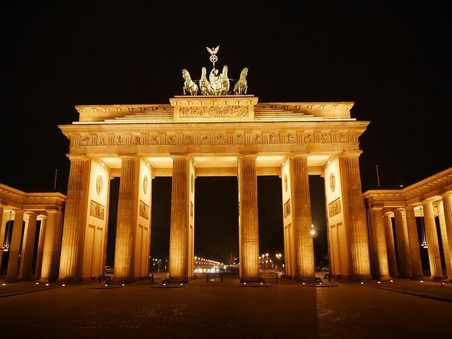 Germania, Porta di Brandeburgo