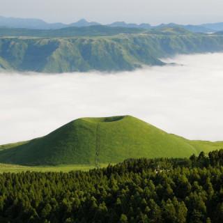 Giappone, monte Aso