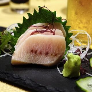 Giappone, sashimi