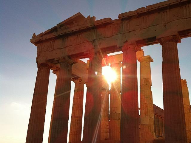 Grecia, Partenone