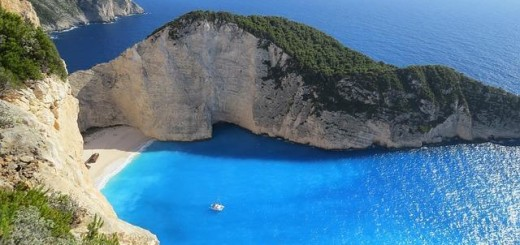 Grecia, mare a Zante