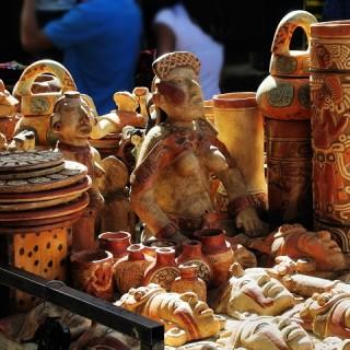 Guatemala, artigianato locale