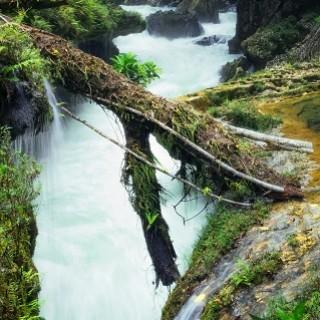 Guatemala, cascata