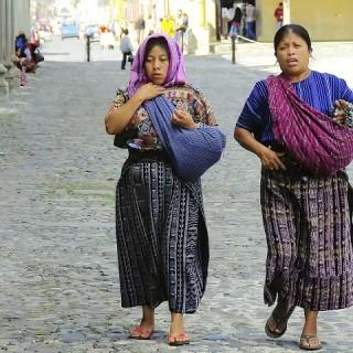 Donne del Guatemala