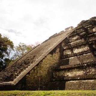 Guatemala, sito archeologico Tikal