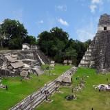 Guatemala, sito Maya Tikal