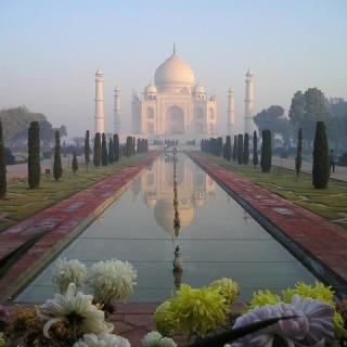India, Tai Mahal
