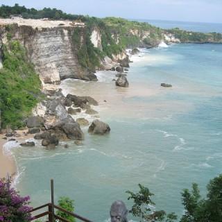 Bali, costa