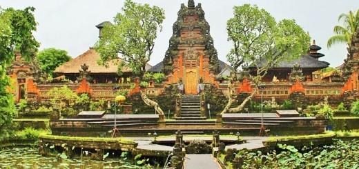 Bali, tempio a Ubud