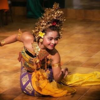 Indonesia, danza legong