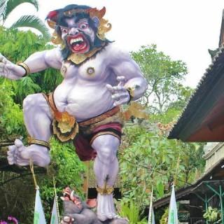 Indonesia, Ogoh Ogoh