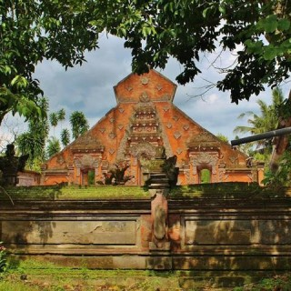Indonesia, tempio indonesiano