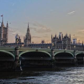 Inghilterra, Londra Torre dell'Orologio